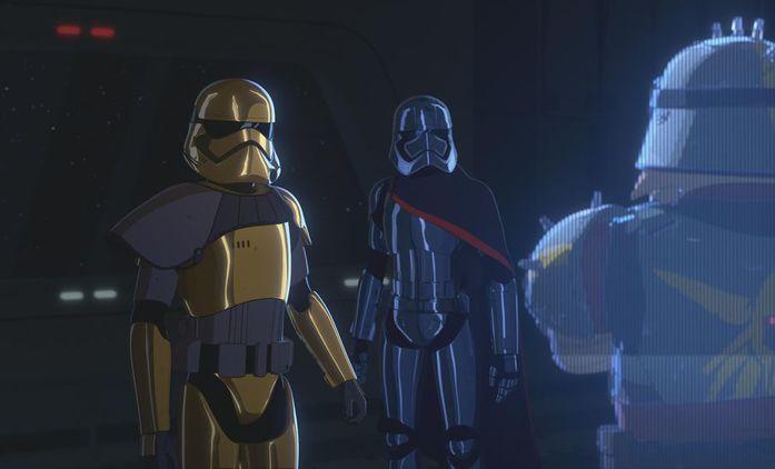 Star Wars: Resistance: Minirecenze 14. epizody | Fandíme seriálům