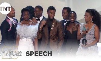 SAG 2019: Black Panther vyhrál herecké ceny. Co to znamená pro Oscary? | Fandíme filmu
