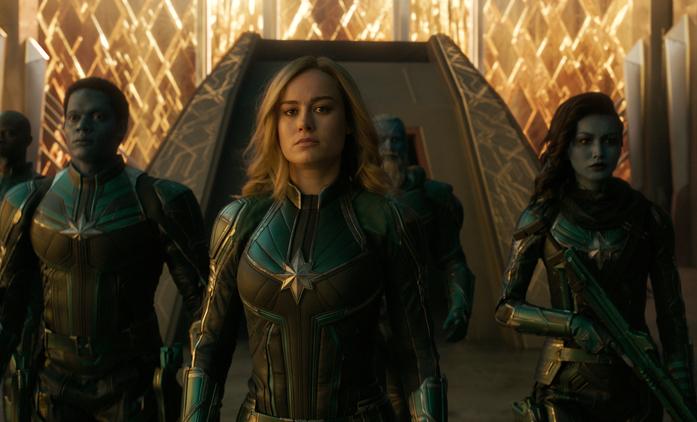 Captain Marvel: Jedna z postav měla původně ve filmu umřít   Fandíme filmu