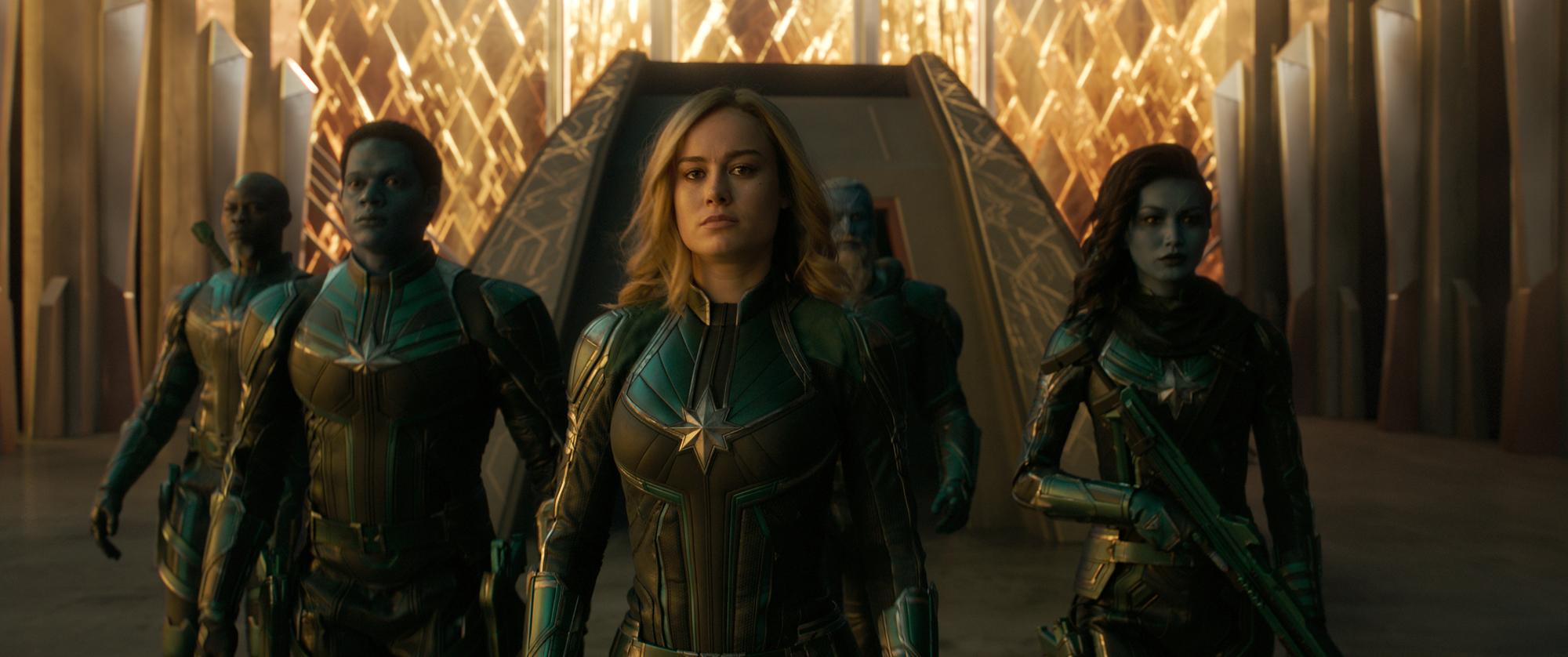 Captain Marvel: Jedna z postav měla původně ve filmu umřít | Fandíme filmu