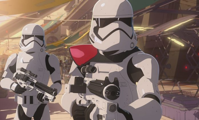 Star Wars: Resistance: Minirecenze 15. epizody | Fandíme seriálům