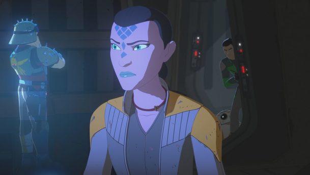 Star Wars: Resistance: Minirecenze 15. epizody | Fandíme serialům