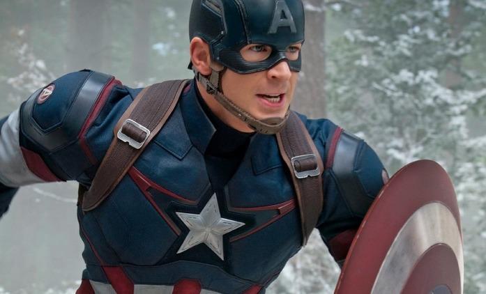 Chris Evans se překvapivě vrátí jako Captain America   Fandíme filmu
