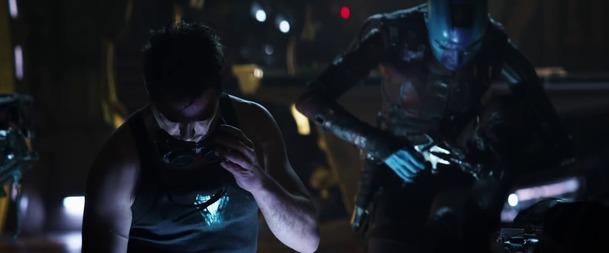 Avengers: Endgame: Vymazaný hrdina a další tajemství a podrazy poslední upoutávky   Fandíme filmu