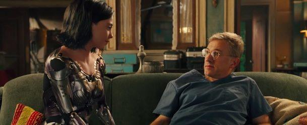 Recenze: Alita: Bojový Anděl - Stará Cameronova láska ještě nezrezavěla | Fandíme filmu