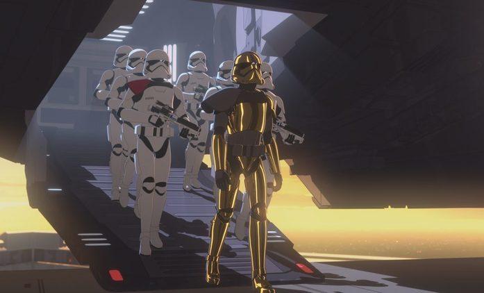 Star Wars: Resistance: Minirecenze 16. epizody | Fandíme seriálům