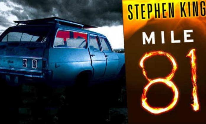 Mile 81: Povídka Stephena Kinga se dočká filmové verze | Fandíme filmu