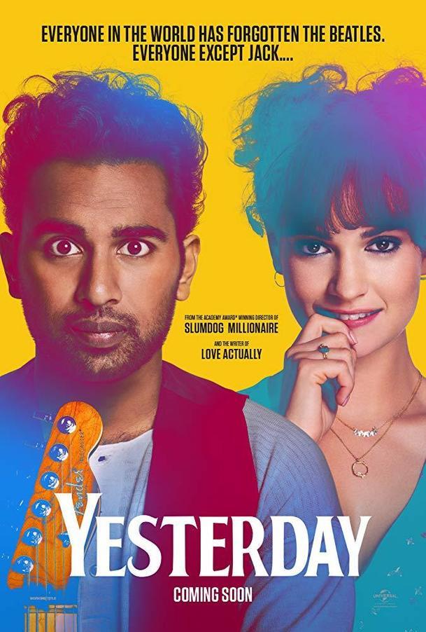 Yesterday: Tvůrce Lásky nebeské přináší zábavný hudební trailer ze světa, kde zmizeli Beatles   Fandíme filmu