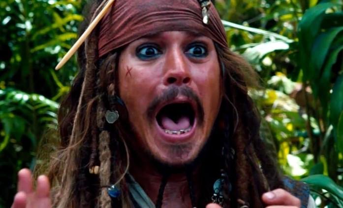 Piráti z Karibiku: Johnny Depp odmítl při ztvárnění role ubrat | Fandíme filmu