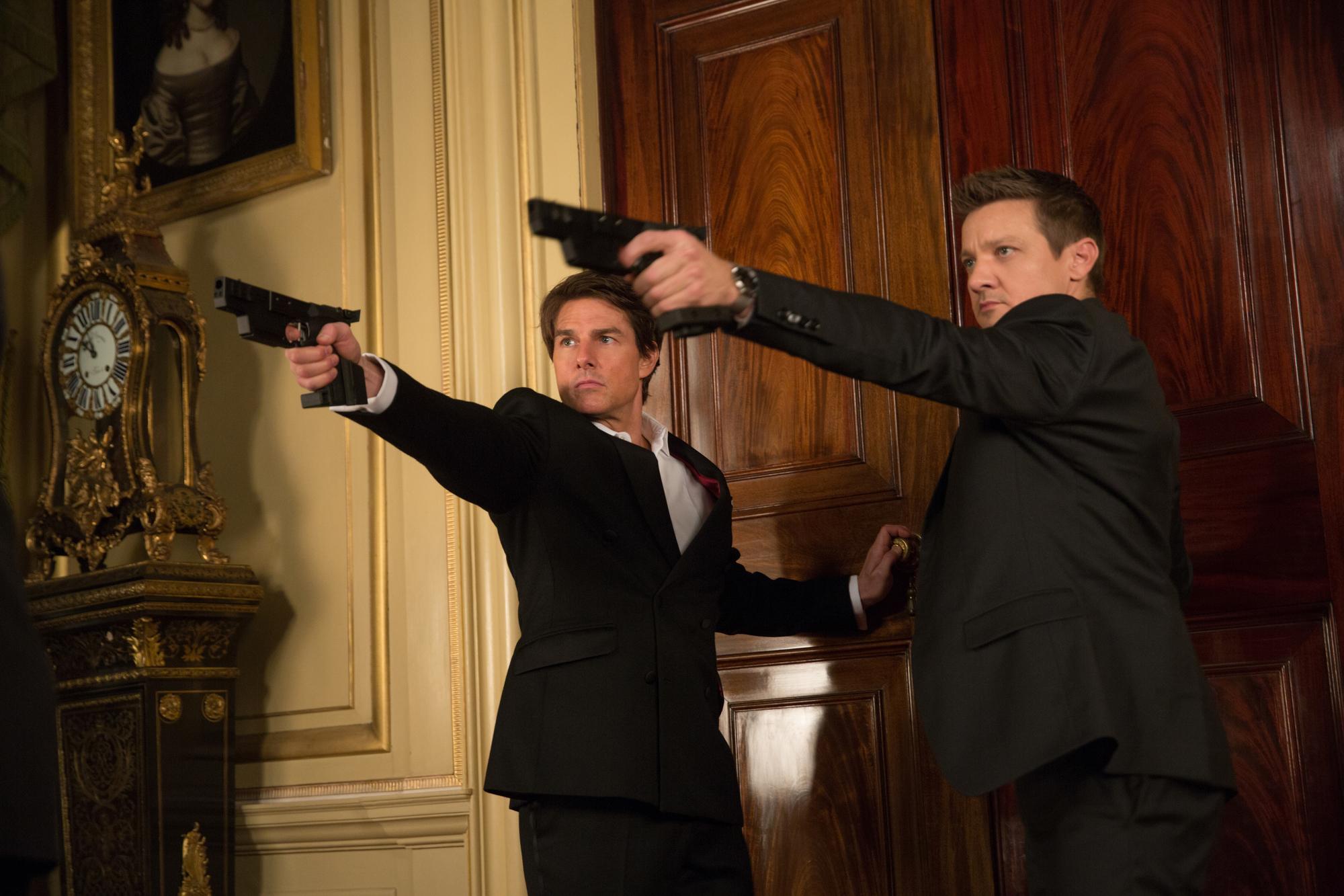 Mission: Impossible: Tom Cruise skutečně měl před lety sérii předat Rennerovi | Fandíme filmu