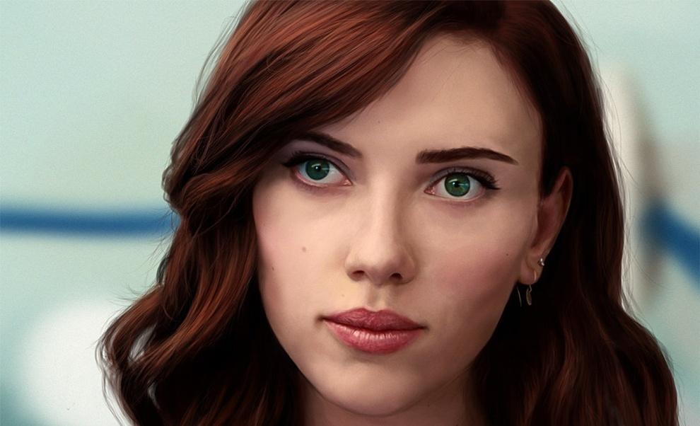 Scarlett Johansson | Fandíme filmu