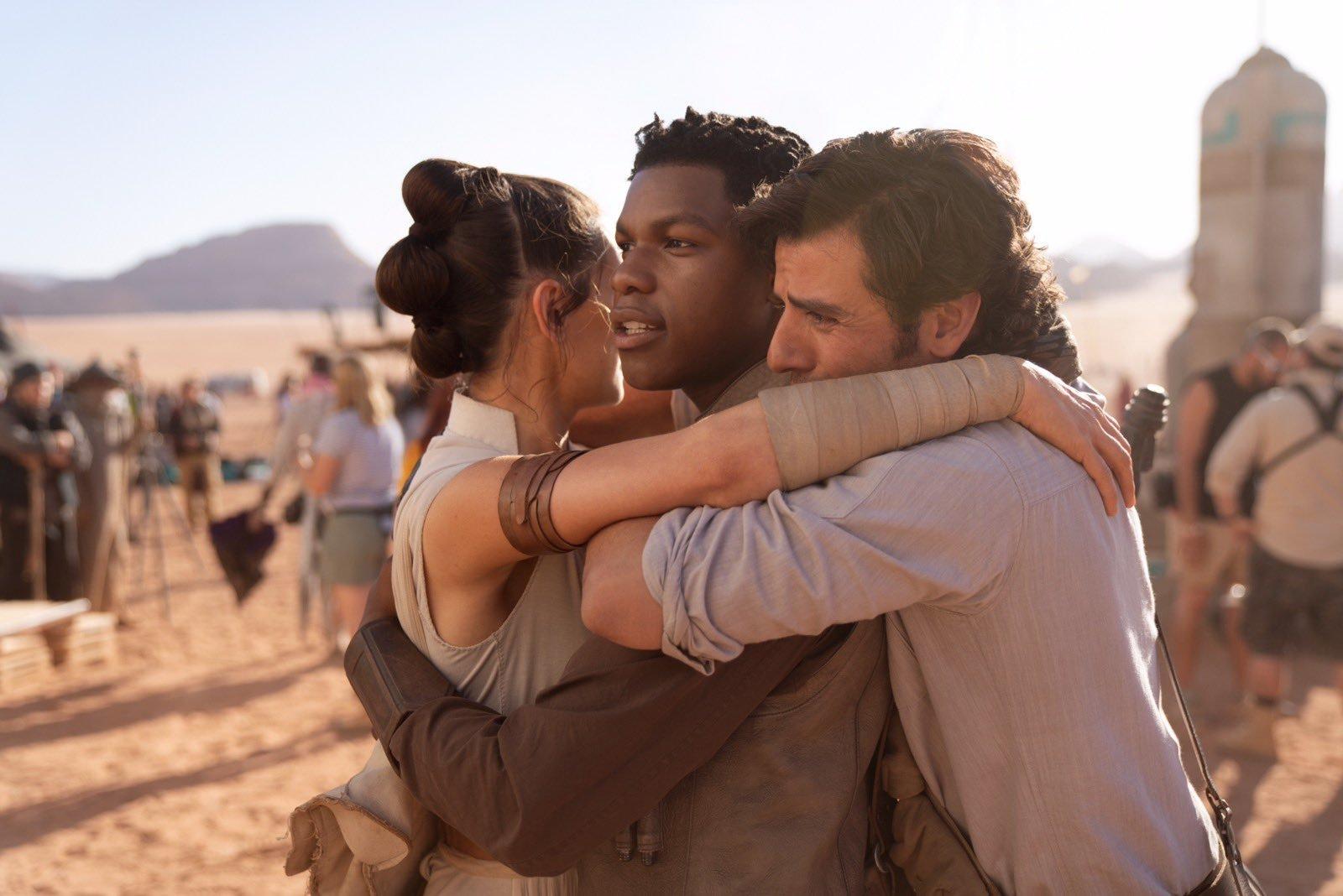 Star Wars IX: Je dotočeno   Fandíme filmu