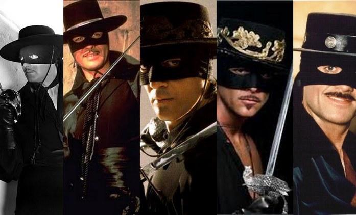 Zorro slaví 100 let! Znáte všechny jeho seriály? | Fandíme seriálům