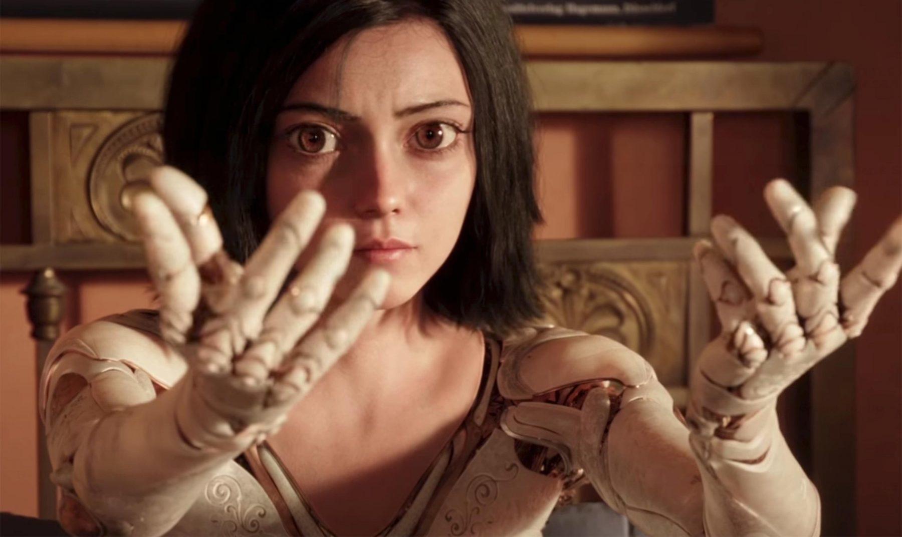 Box Office: Alita zabojovala