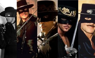 Zorro slaví 100 let! Znáte všechny jeho seriály?   Fandíme filmu