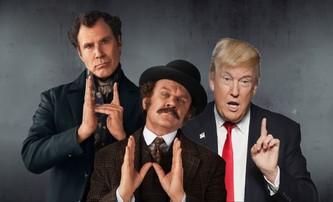 Zlaté maliny 2019: filmové anticeny ovládli Trump, Holmes a Watson | Fandíme filmu
