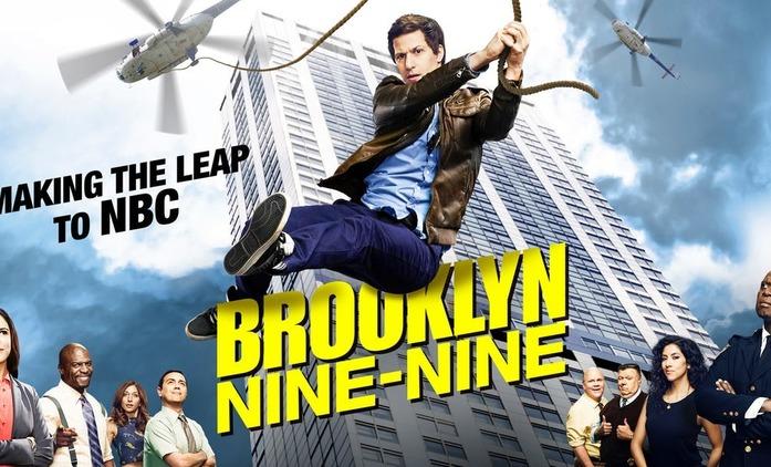 Brooklyn Nine-Nine: Seriál se dočká 7. série, zhlédněte reakci herců | Fandíme seriálům