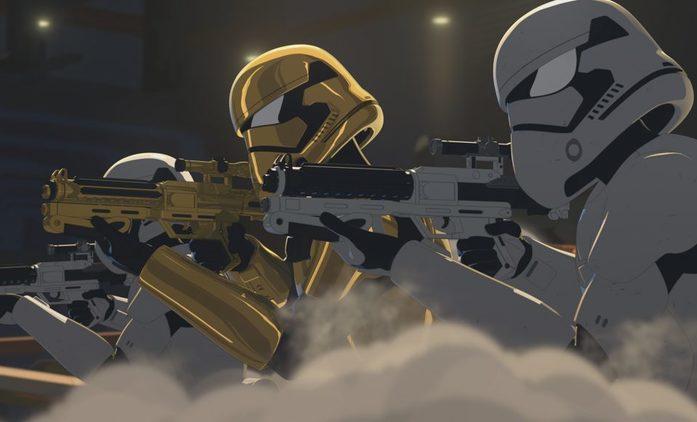 Star Wars: Resistance: Minirecenze 19. epizody | Fandíme seriálům