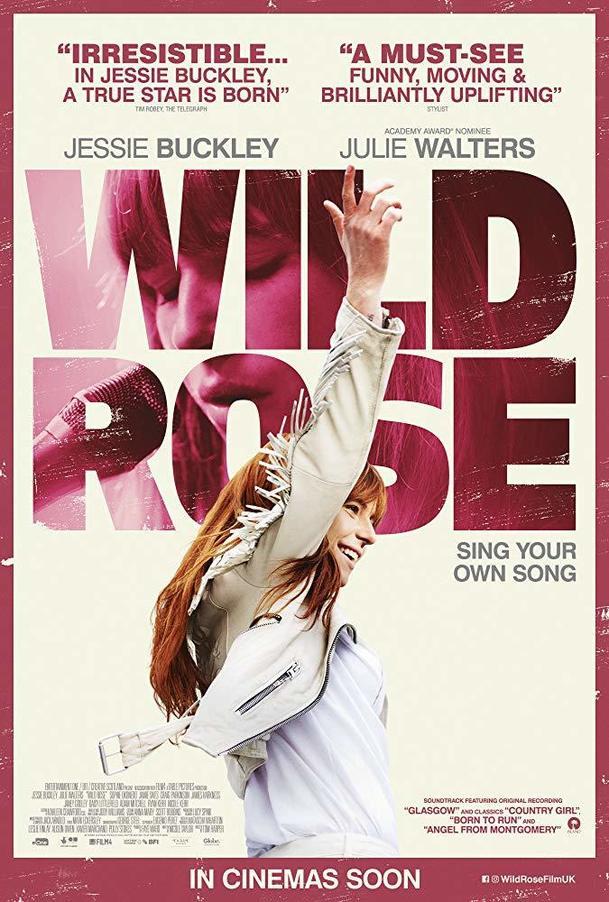 Wild Rose: Z vězení rovnou na pódium, aneb další hudební biják   Fandíme filmu