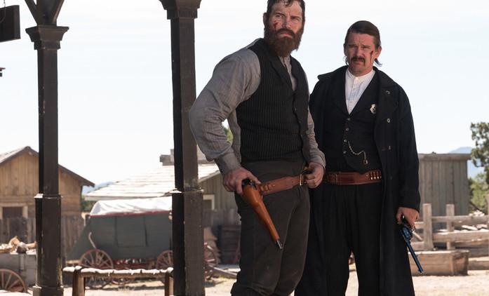 The Kid - hvězdně obsazený western v prvním traileru   Fandíme filmu