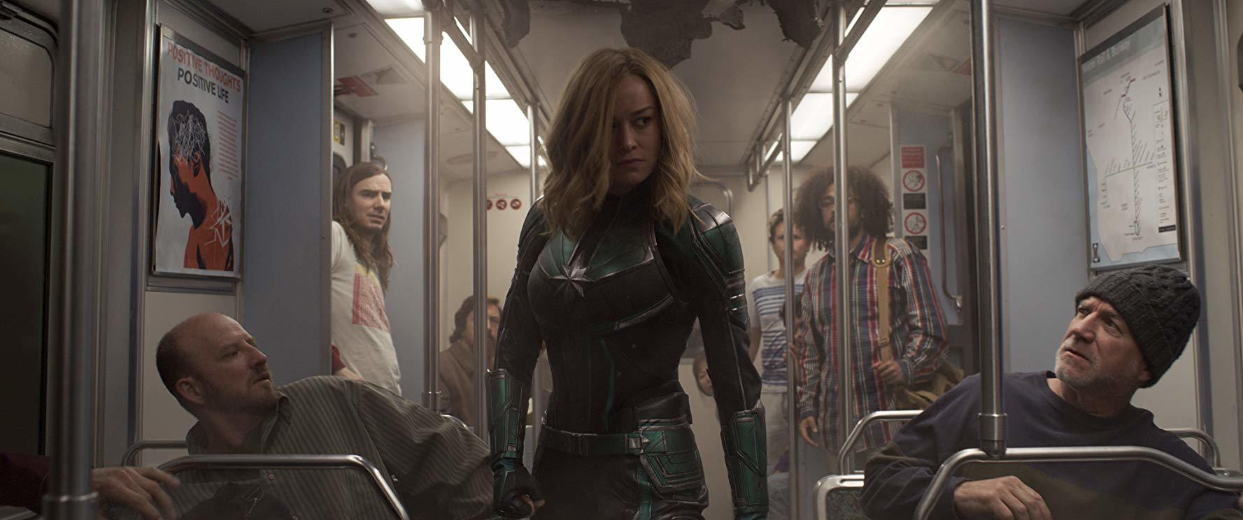 Box Office: Žasněte nad Captain Marvel | Fandíme filmu