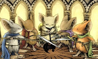 Myší hlídka: Po Glumovi a opicích si Andy Serkis ve výpravné fantasy zahraje myš   Fandíme filmu