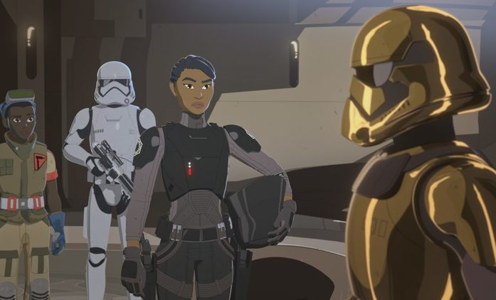 Star Wars: Resistance: Minirecenze finální 21. epizody | Fandíme seriálům