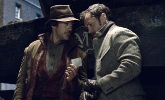Sherlock Holmes 3 by se měl vypravit na divoký západ | Fandíme filmu