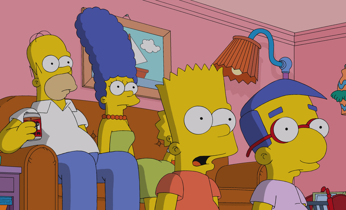 Simpsonovi reagují na přechod k Disneymu provokativním obrázkem | Fandíme seriálům