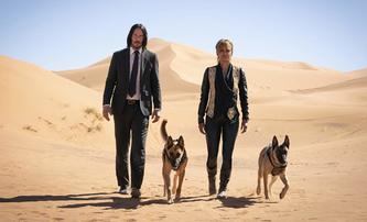 John Wick 3: Akční pecka s Keanu Reevesem v novém traileru | Fandíme filmu
