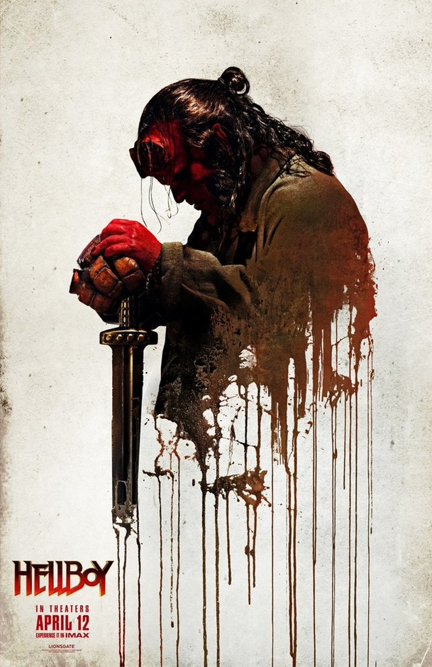 Hellboy: Nové upoutávky a fotky předvádějí monstra i běžný život hrdinů   Fandíme filmu