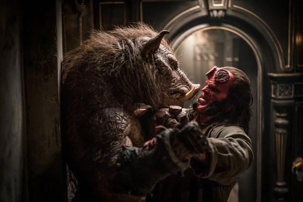 Recenze: Hellboy - Tenhle film ať se klidně vrátí do pekla, ze kterého přišel   Fandíme filmu