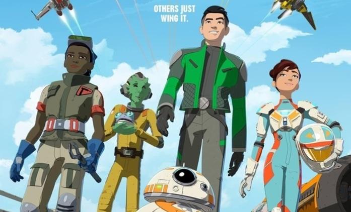 Recenze: Star Wars: Resistance 1. série   Fandíme seriálům