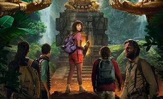 Dora a ztracené město: Indiana Jones pro mladé blbne v novém traileru | Fandíme filmu