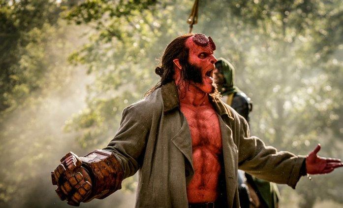 Hellboy: David Harbour hodně zvažoval, zda ztvárnit hlavní roli | Fandíme filmu