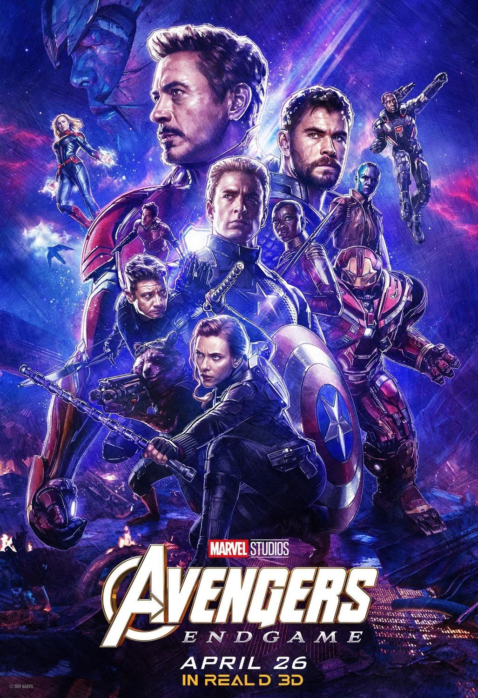 Avengers: Endgame | Fandíme filmu