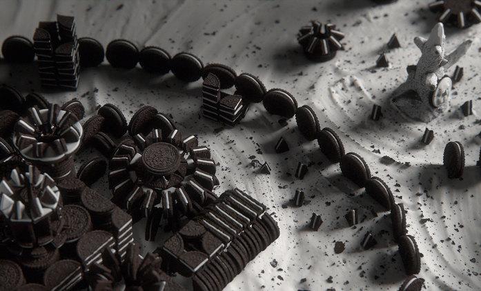 Hra o trůny: Pusťte si speciální znělku z Oreo sušenek | Fandíme seriálům