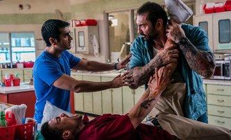 Spolujízda: Dave Bautista a Kumal Nanjiani řádí v dalším trailer potřeštěné akční komedie   Fandíme filmu