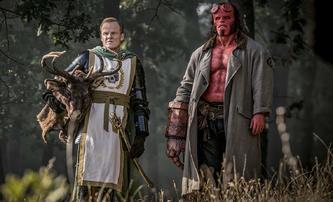 Hellboy: Krví, masem a kostmi narvaný trailer těsně před premiérou | Fandíme filmu