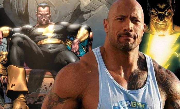 Black Adam: Kdy se začne natáčet komiksovka s Dwaynem Johnsonem | Fandíme filmu