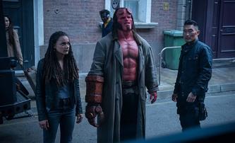 Box Office: Hellboy bez del Tora a diváků | Fandíme filmu