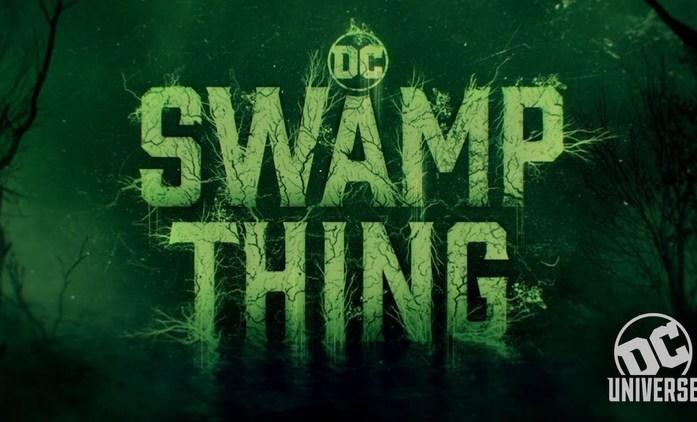 Swamp Thing: Nový teaser nabízí první pohled na příšeru z bažin | Fandíme seriálům