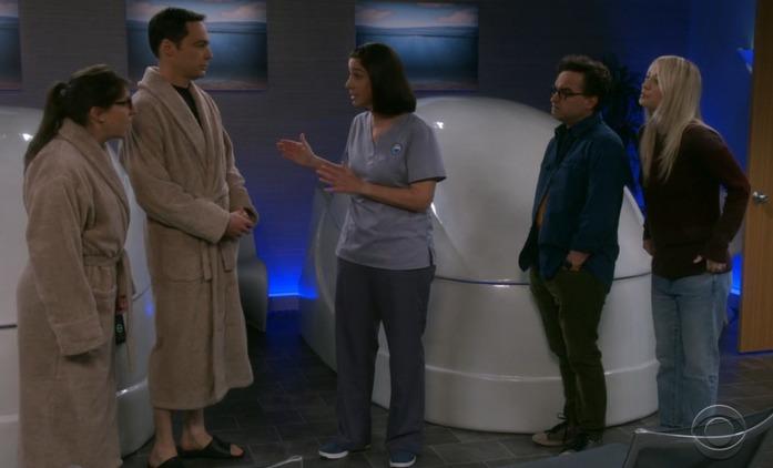 Teorie velkého třesku: V 19. epizodě čelí Amy vidině velkého úspěchu   Fandíme seriálům