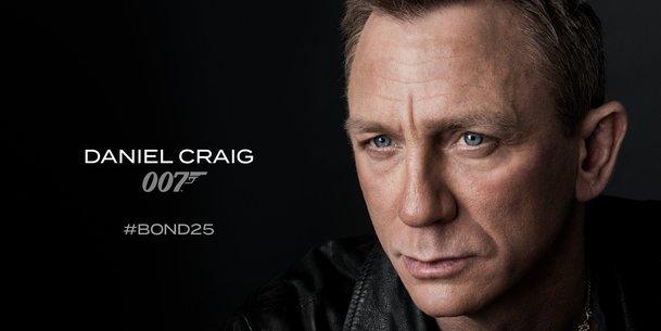Bond 25: Daniel Craig se zranil, natáčení pozdrženo   Fandíme filmu