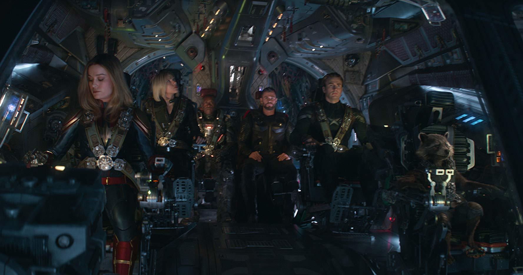 Box Office: Avengers: Endgame mají tržbu z jiného světa