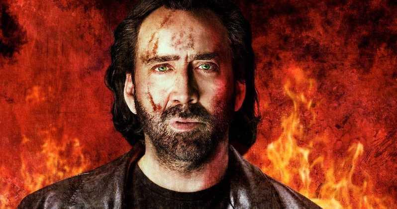 Jiu Jitsu: Nicolas Cage v novém sci-fi filmu bojuje s mimozemšťany | Fandíme filmu