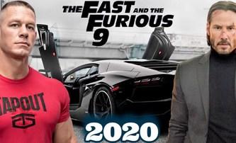 Rychle a zběsile: Ságu mají doplnit John Cena a Keanu Reeves | Fandíme filmu
