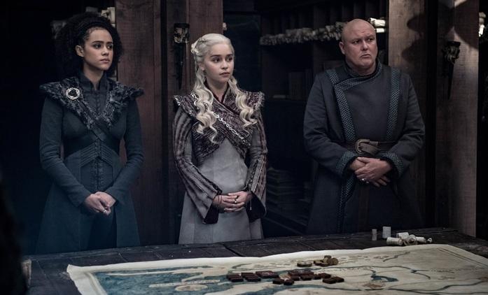 Hra o trůny: HBO se vyjádřilo k úsměvné chybě ve čtvrtém dílu | Fandíme seriálům