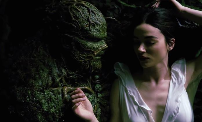 Swamp Thing: Nová ukázka a lepší pohled na bažináče | Fandíme seriálům
