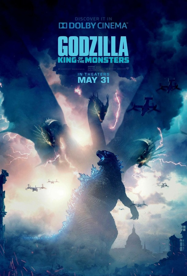 Recenze: Godzilla: King of Monsters | Fandíme filmu